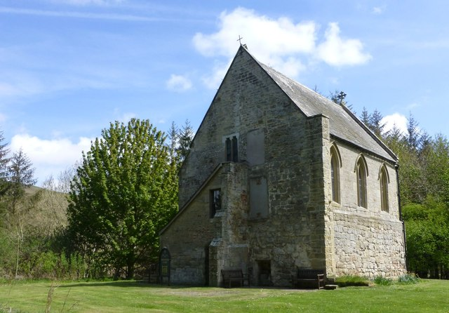 Biddlestone Catholic Chapel