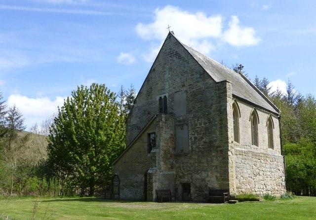 Biddlestone Catholic Chapel
