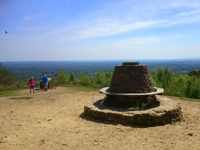 Holmbury Hill summit
