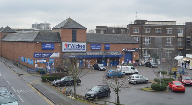 Wickes Kitchen And Bathroom Stores