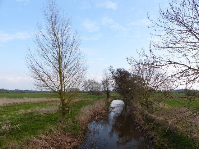River Gowy near Stamford Mill