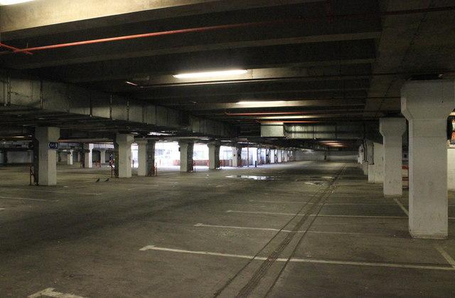 Rhyl Car Park Postcode