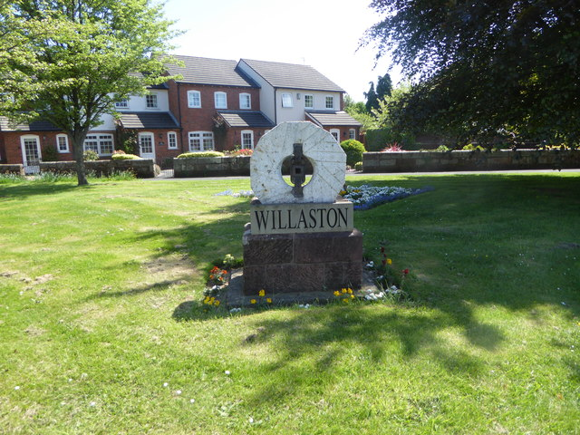 Willaston Village Sign