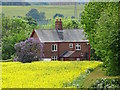 SK5223 : Railway Cottage by Ian Calderwood