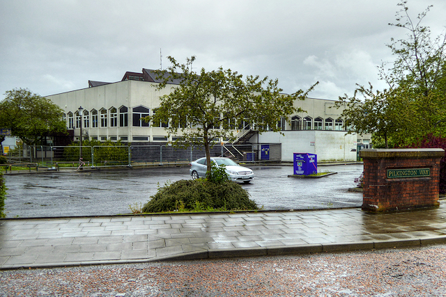 Former Radcliffe Pool And Fitness Centre David Dixon Geograph Britain And Ireland