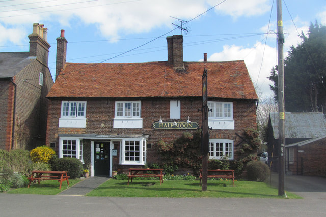 The Half Moon Public House, Wilstone