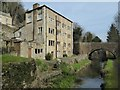 SO8802 : Clayfields Mill, Chalford by Philip Halling