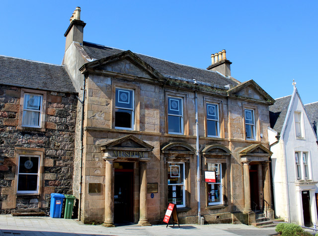 West Highland Museum 169 Chris Heaton Geograph Britain