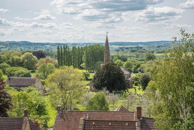 Chiselborough: The Parish Church of Saint Peter and Saint Paul