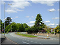 SJ8700 : Wergs Road at The Wergs near Wolverhampton by Roger  Kidd