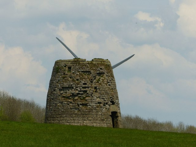 Windmill reborn