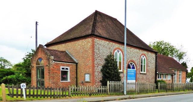 Ote Hall Chapel, Wivelsfield