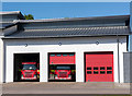 NM8528 : Oban Community Fire Station - May 2016 : Week 22