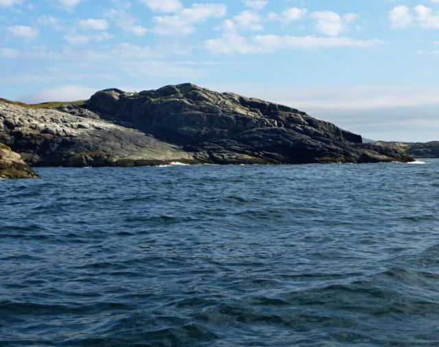 Coastline near Eabhal