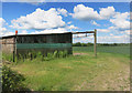 SP8008 : Shed near Marsh Hill Farm by Des Blenkinsopp