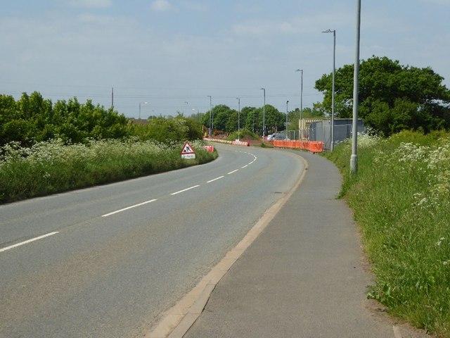 A4440 road