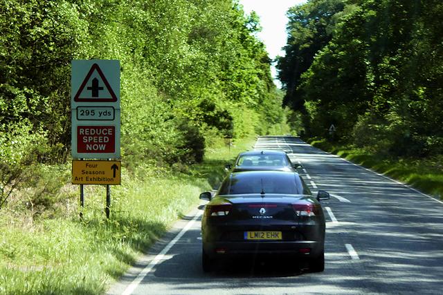 A35 roads