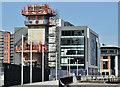 J3474 : CQ2, City Quays, Belfast - June 2016(1) by Albert Bridge