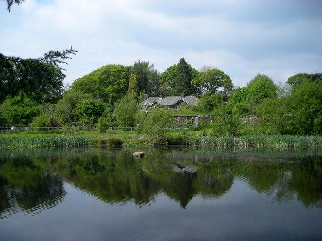 Lake at Matson Ground