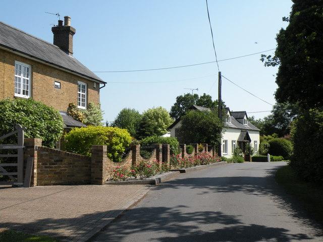 Houses in Oak Road