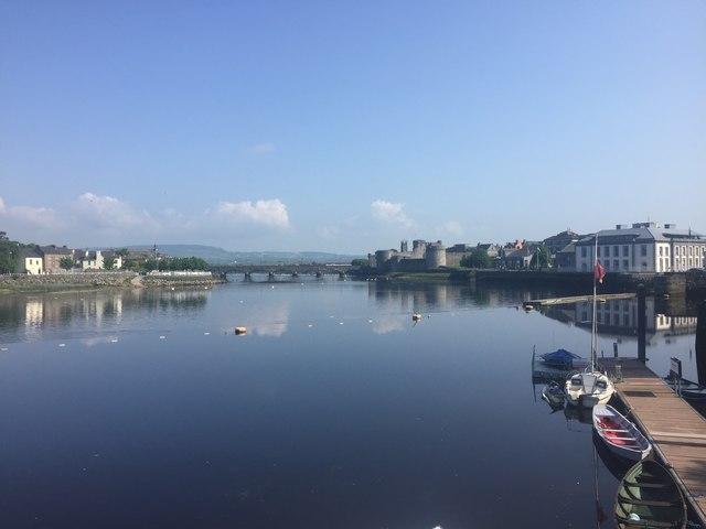 River Shannon at Limerick