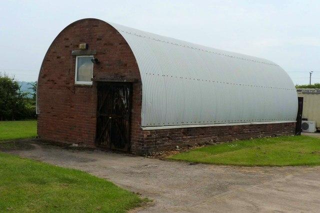 Burnett Anti-Aircraft Ammunition Depot