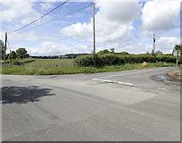 S6045 : Road junction near Kilfane by Neville Goodman