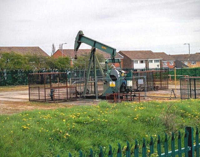 Nodding Donkey Oil/Gas Extraction