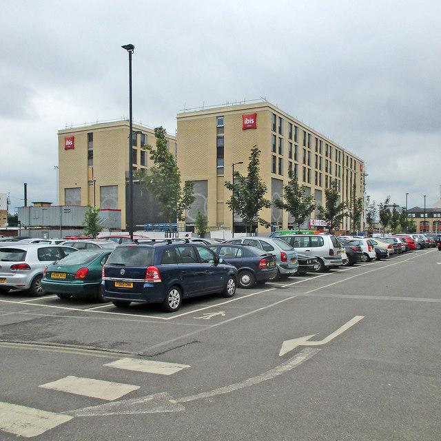 Ibis Cambridge Car Parking