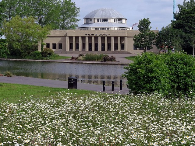 The Palace of Arts, Exhibition Park, Newcastle upon Tyne