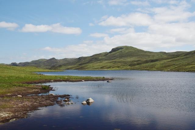 Loch Gainmheach