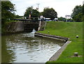 SP9316 : Seabrook Top Lock No 36 on the Grand Union Canal by Mat Fascione