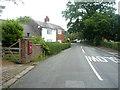 SJ7975 : Sandlebridge Lane, Marthall by JThomas