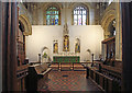 TL0221 : St Peter, Dunstable Priory - Chancel by John Salmon