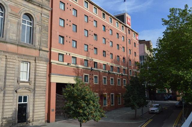 Hotel Ibis City West M Ef Bf Bdnchen