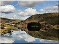 SN9067 : Penygarreg Reservoir (Cronfa Ddŵr) by David Dixon