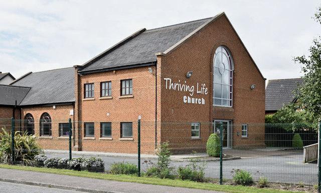 Former Thriving Life church, Newtownards - June 2016(1)