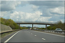TL0850 : A421, eastbound by N Chadwick