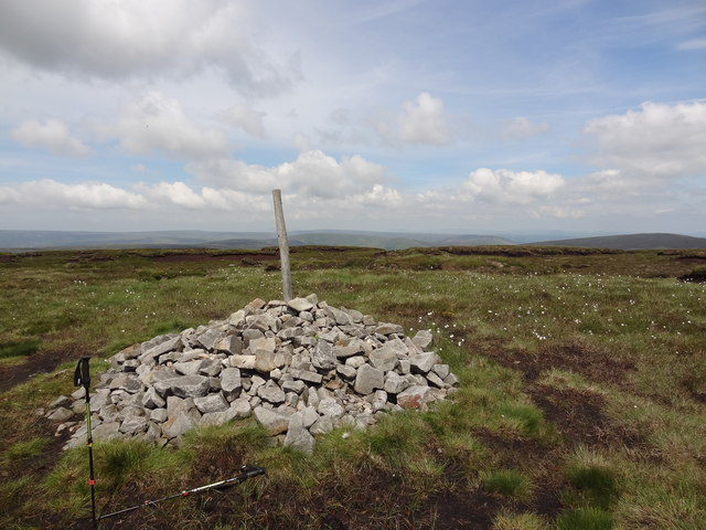 Cairn on the top