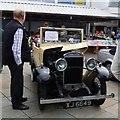 SJ9494 : Triumph Super 7 XJ6649 by Gerald England