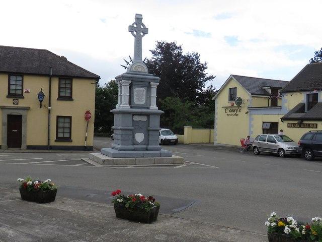 1798 Monument, Oulart (rebuilt)