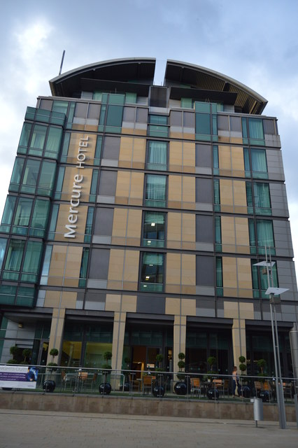 Hotels Near Sheffield Hallam University