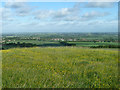 SP9514 : View from Pitstone Hill by Robin Webster