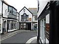 SY3492 : Bridge Street, Lyme Regis by David Brown