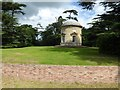 SO8844 : The Rotunda Tower, Croome Park by Philip Halling