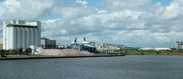 Leith Western Harbour