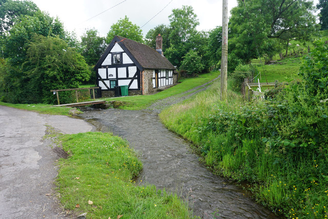 Brookside Cottage Little Stretton Bill Boaden