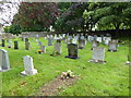 TL1596 : St Mary, Orton Waterville: churchyard (B) by Basher Eyre