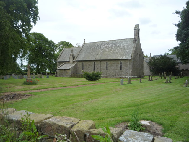 Church of St James, South Charlton