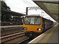 SE3220 : Wakefield Westgate station with Pacer by Stephen Craven